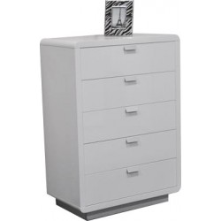 Commode Moderne 5 Tirroirs